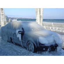 Что делать, если замерз замок в автомобиле?