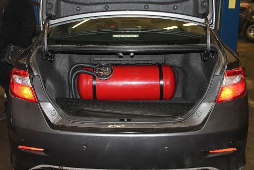 Газовые баллоны на авто