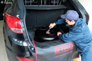 Установка газа на авто в Сервис Газ