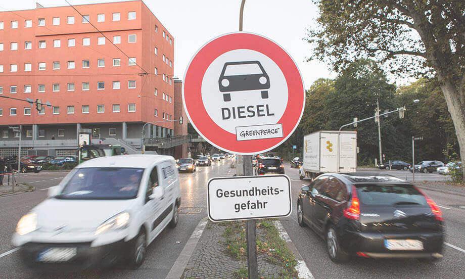Страны Европы где отказались от дизельных и бензиновых авто