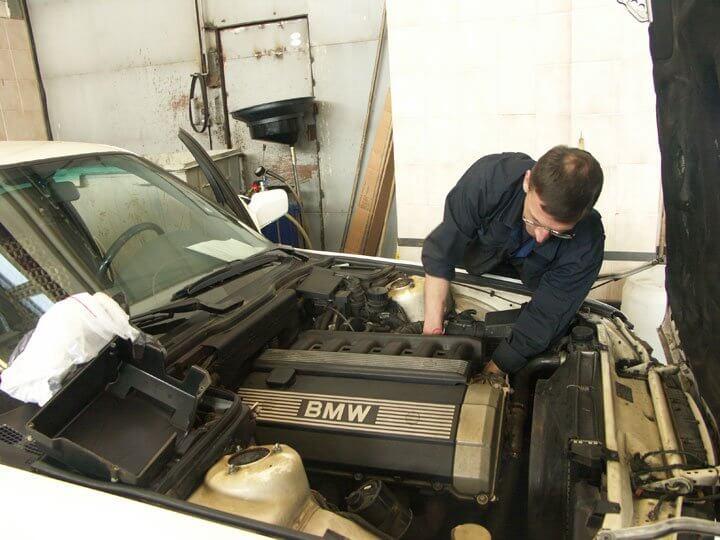 Ремонт автомобиля своими руками в гараже